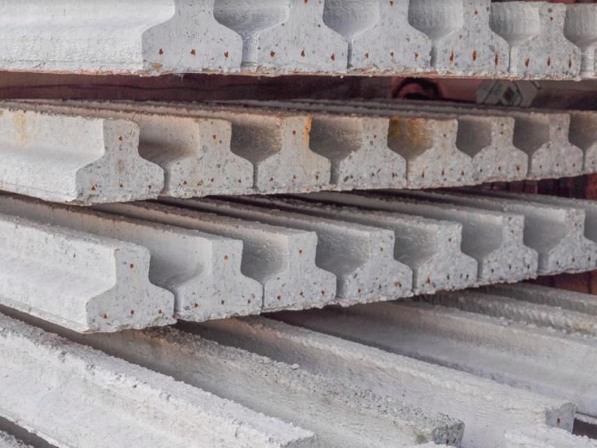 Prefabricados estructurales - Vigas y viguetas