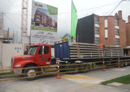 transporte losas Bogota